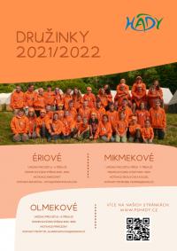 Nový rok 2021/2022